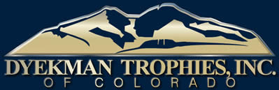 Dyekman Trophies, Inc. of Colorado.